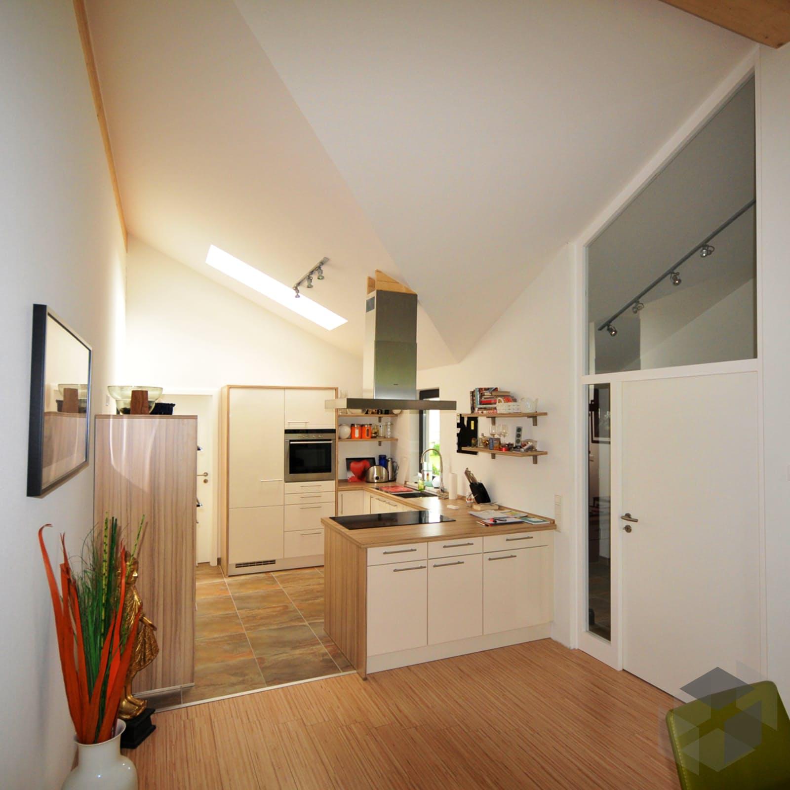 natalie 2 kfw effizienzhaus 40 von dammann haus. Black Bedroom Furniture Sets. Home Design Ideas
