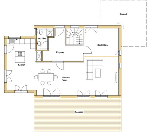 Natur 142 Floorplan 1