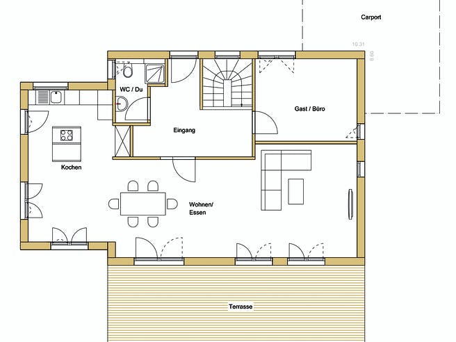 Natur 142 Floorplan 1