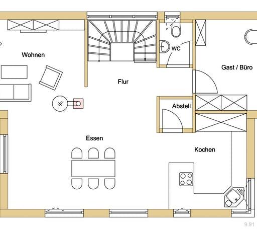 Natur 144 Floorplan 1