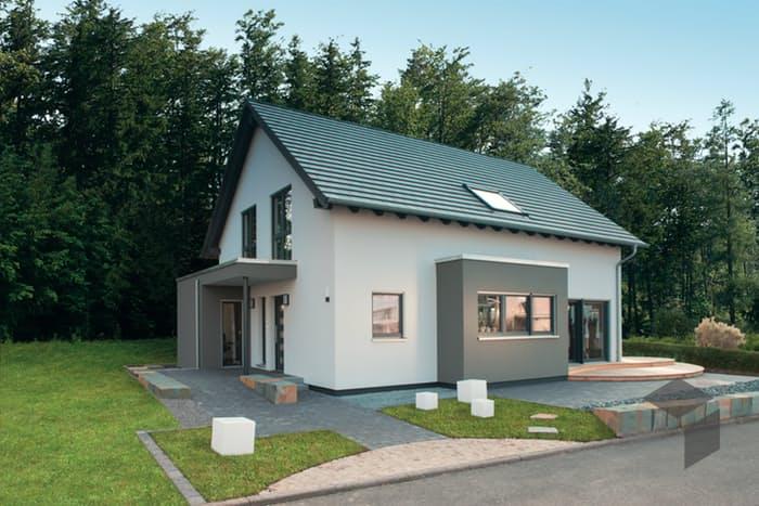 Fingerhaus neo  NEO 312 - Musterhaus Bad Vilbel von FingerHaus | komplette ...