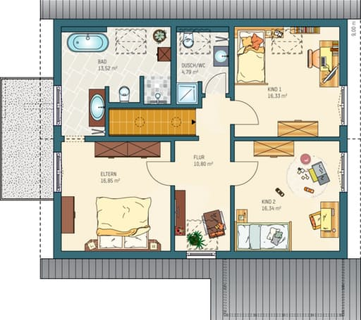 NEO 312 (Musterhaus Wuppertal) floor_plans 0