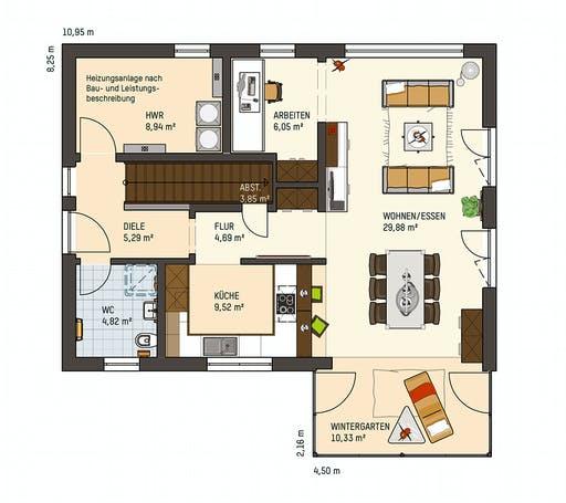 NEO 211 S130 Se Floorplan 1