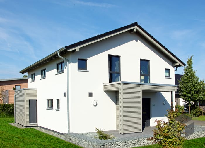 Fingerhaus neo  NEO 300 - Musterhaus Hannover von FingerHaus | komplette ...