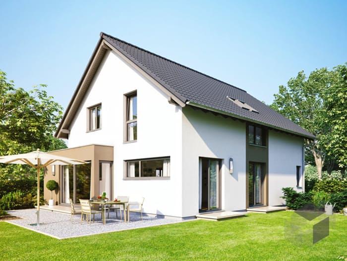 Fingerhaus neo  NEO 311 von FingerHaus | komplette Datenübersicht - Fertighaus.de