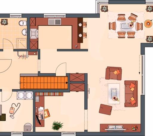 NEO 311 Floorplan 1
