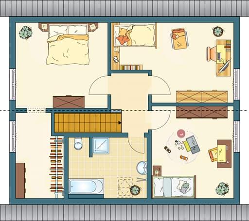 NEO 311 Floorplan 2
