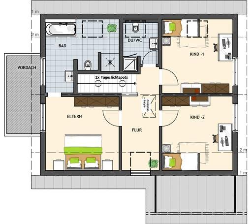 NEO 312 MH Wuppertal Floorplan 2