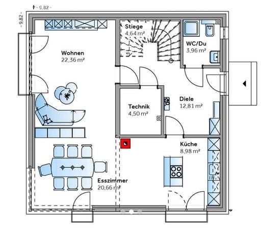 New Design Vision Floorplan 1