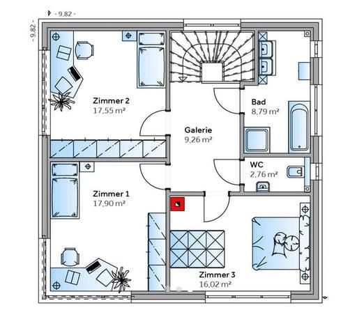 New Design Vision Floorplan 2