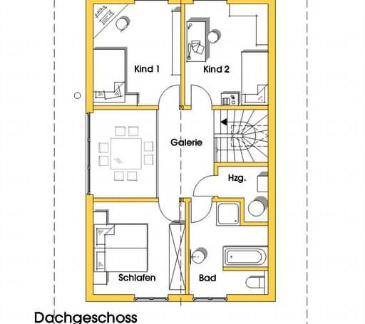 Nicole 2 (KfW-Effizienzhaus 55) floor_plans 0