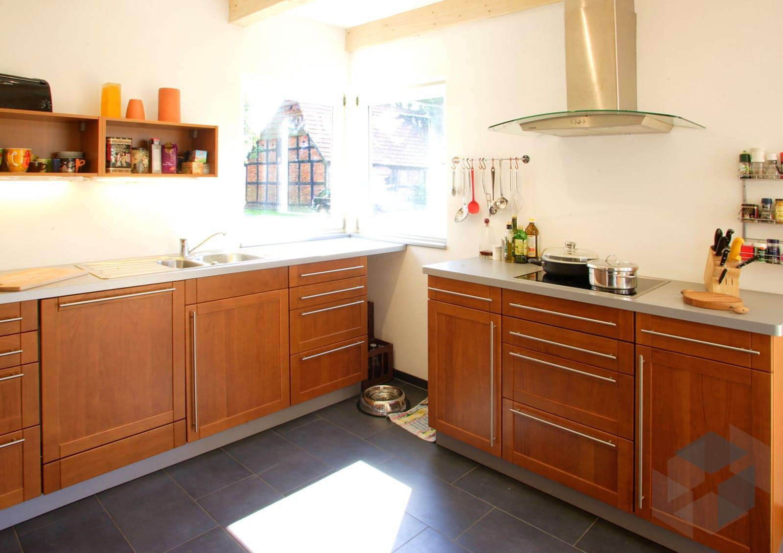 nicole 2 kfw effizienzhaus 40 von dammann haus. Black Bedroom Furniture Sets. Home Design Ideas