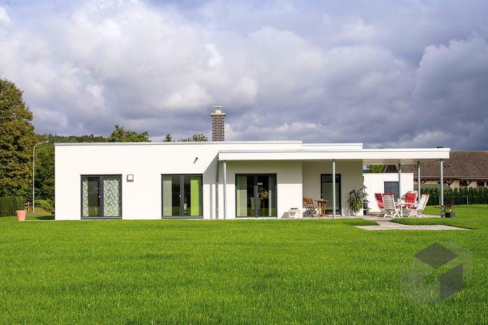 Fingerhaus bungalow  NIVO 130 von FingerHaus | komplette Datenübersicht - Fertighaus.de