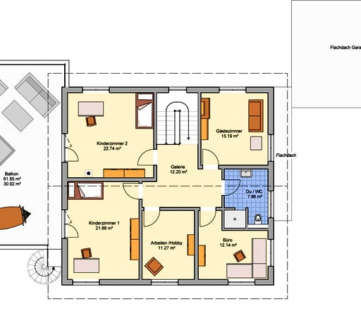Novum Floorplan 2