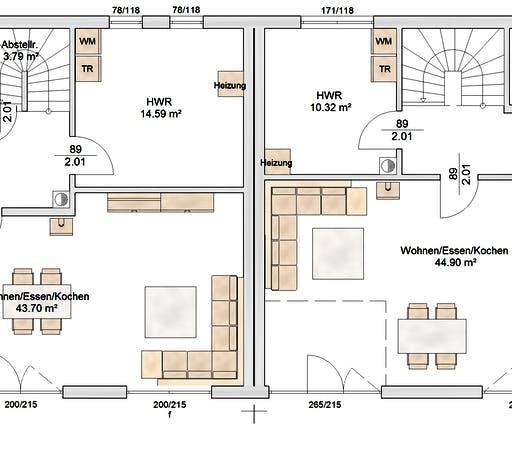 Obing DHH Floorplan 1