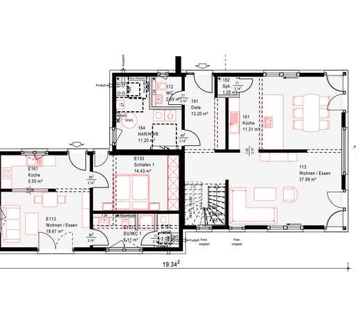 Okal MH Estenfeld Floorplan 1