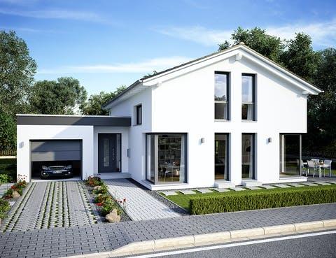 Einfamilienhaus Musterhaus Mülheim-Kärlich von OKAL Haus ...
