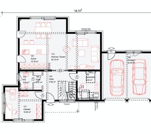 Okal MH Schkeuditz Floorplan 1