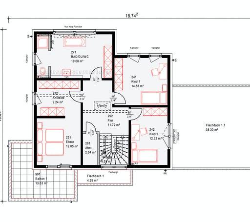Okal MH Schkeuditz Floorplan 2