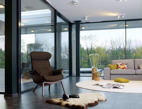 Einfamilienhaus Musterhaus Wuppertal von OKAL Haus ...