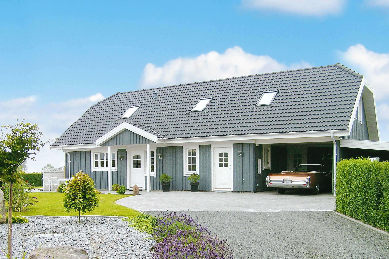 Skandinavisches haus innen for Skandinavisches holzhaus fertighaus