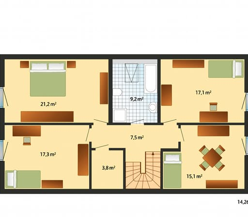 Oslo Floorplan 02