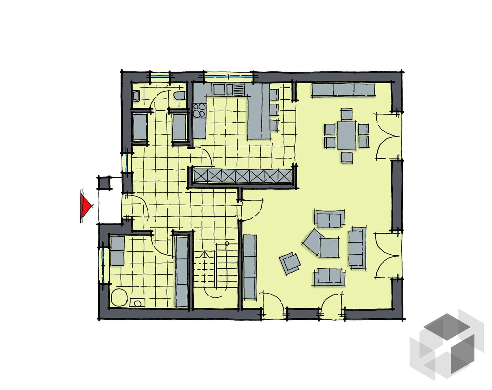 ostia von gussek haus komplette daten bersicht. Black Bedroom Furniture Sets. Home Design Ideas