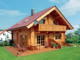 Ottenbach von Rems-Murr-Holzhaus Außenansicht 1