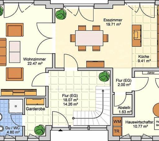 P 104.10 Floorplan 1