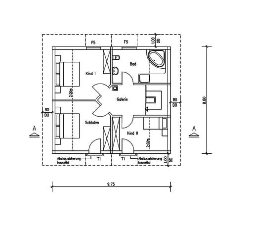 Palazzo - Holzriegelhaus floor_plans 0