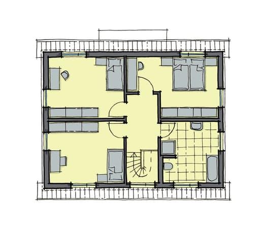 Gussek Haus - Pappelallee Var. 2