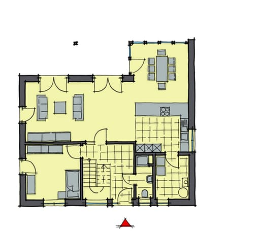 Pappelallee Floorplan 1