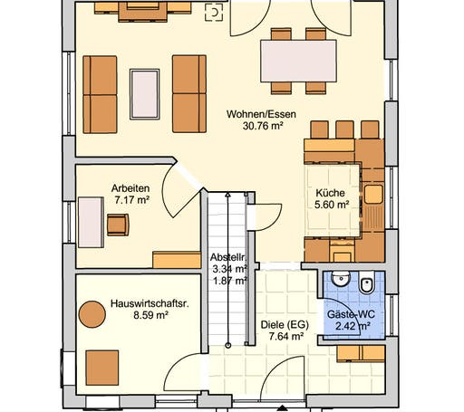 Paris Floorplan 1