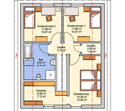 Paris Floorplan 2