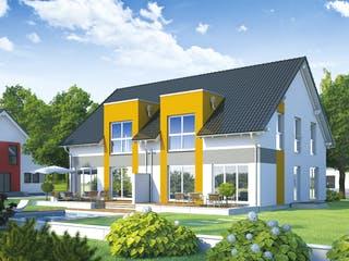 Partner 128 von DAN-WOOD HOUSE Außenansicht 1