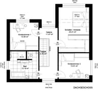 Passivhaus 2020 Grundriss