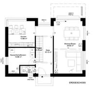 Passivhaus 2020 (inactive) Grundriss