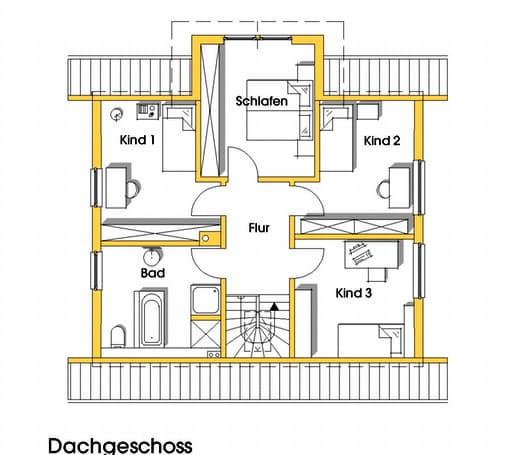 Patricia (KfW-Effizienzhaus 55) floor_plans 0