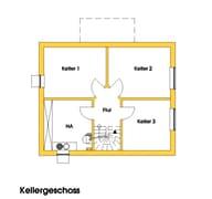 Patricia (KfW-Effizienzhaus 40) Grundriss