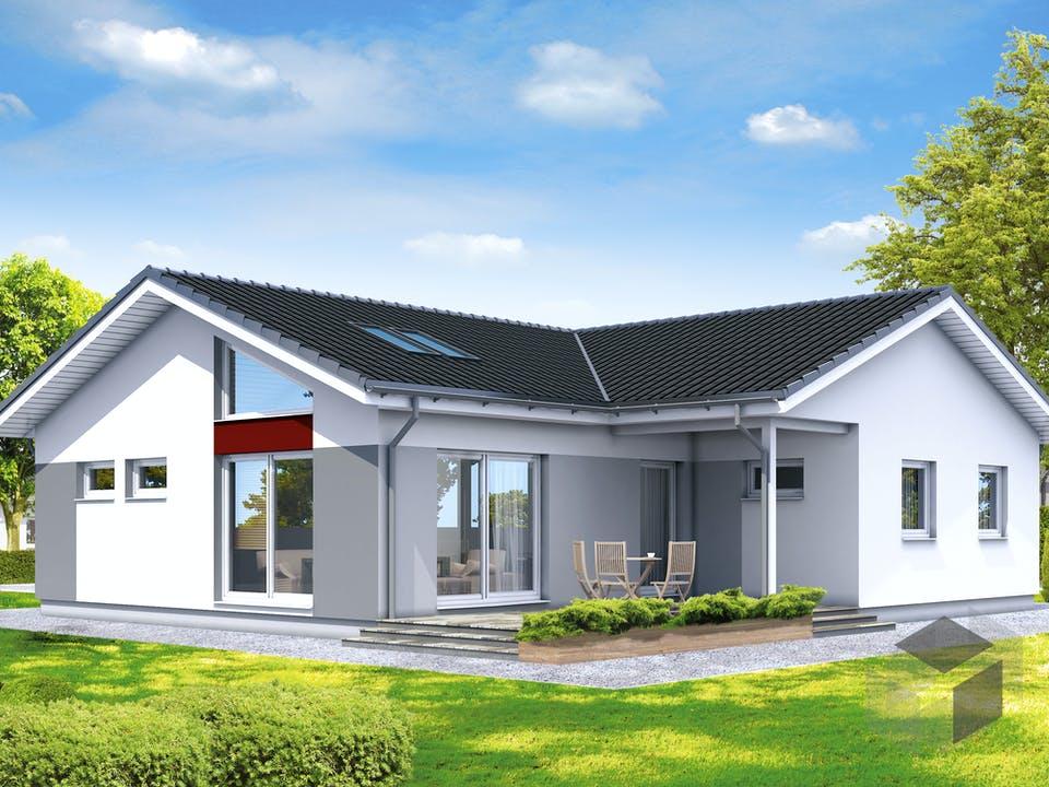 Perfect 111 von DAN-WOOD HOUSE - Österreich Außenansicht