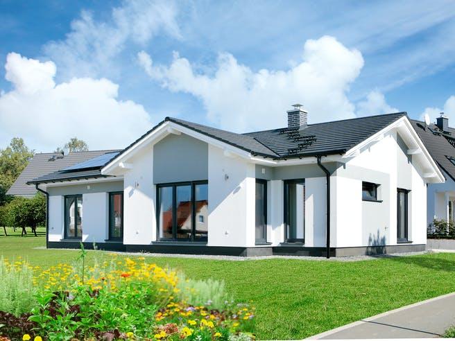 Perfect 114 von DAN-WOOD HOUSE - Österreich Außenansicht 1