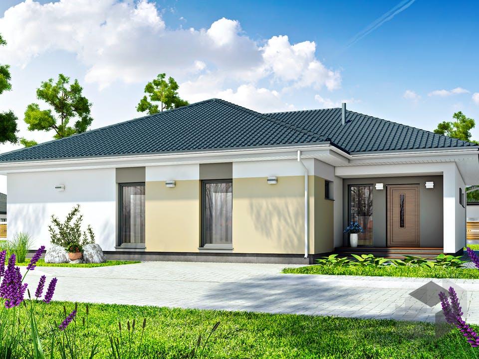 Perfect 125 von DAN-WOOD HOUSE Außenansicht