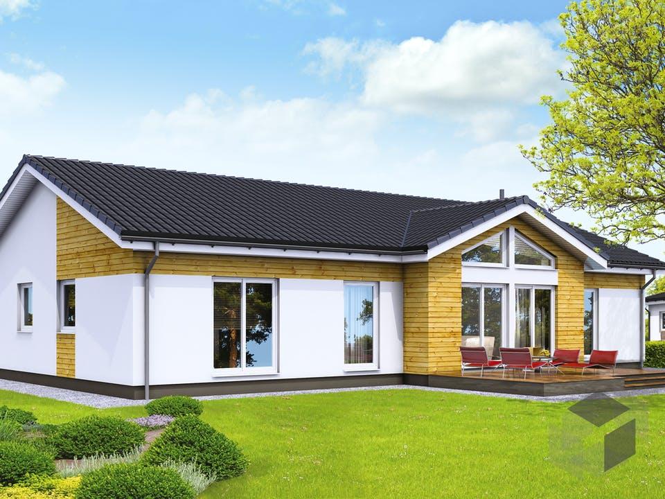 Perfect 147 von DAN-WOOD HOUSE - Österreich Außenansicht