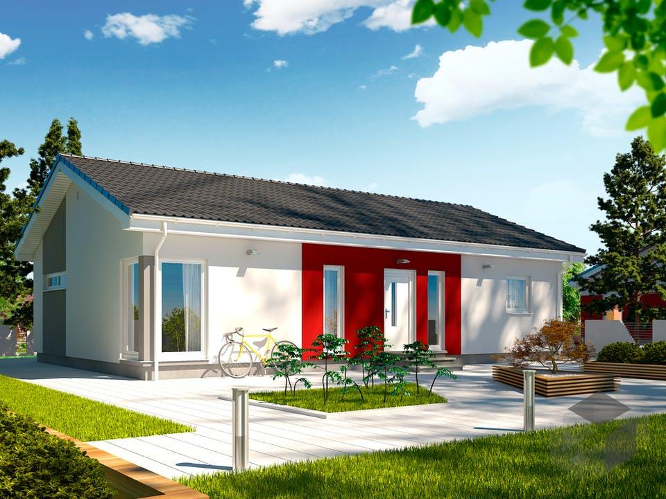 Perfect 98 von DAN-WOOD HOUSE - Österreich Außenansicht