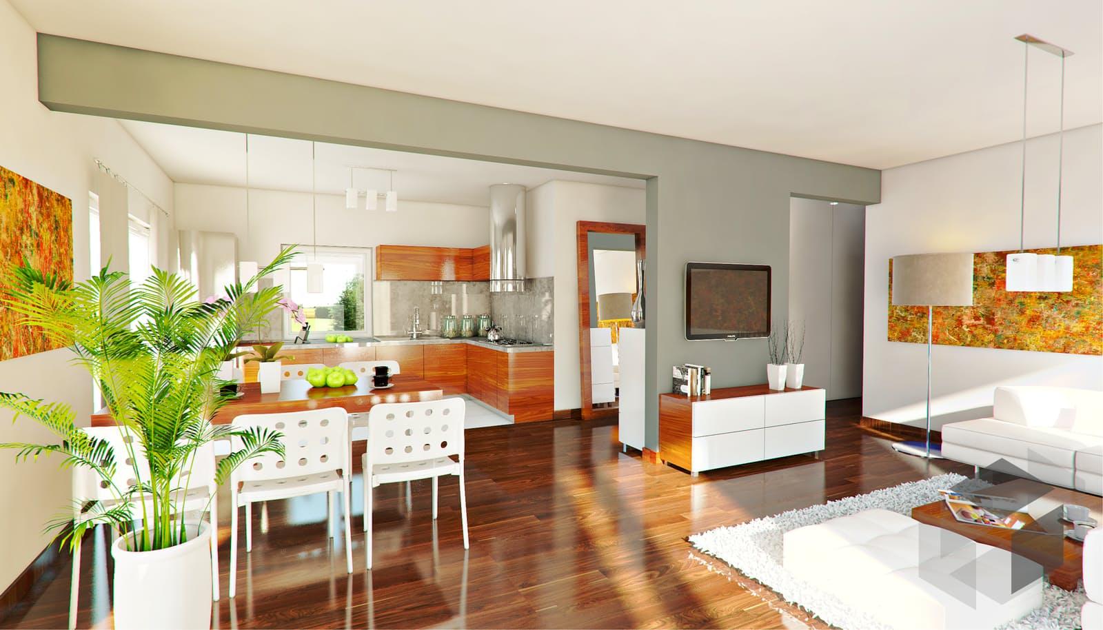 fertighaus perfect 98 von dan wood. Black Bedroom Furniture Sets. Home Design Ideas