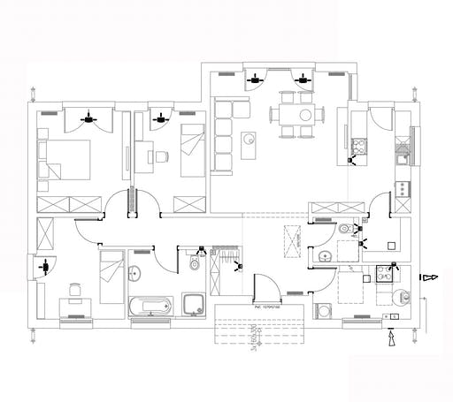 Perfect 114 Floorplan 1