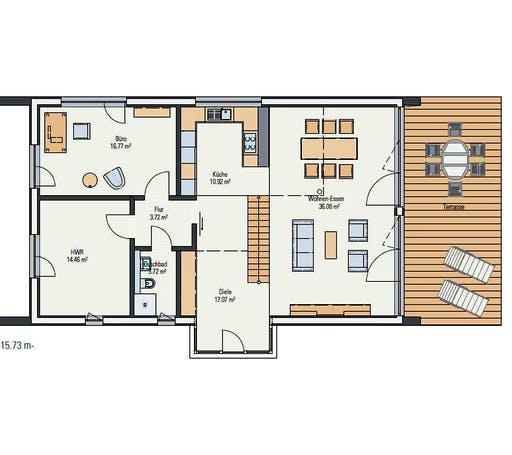 Petershaus - Lichthaus Floorplan 1