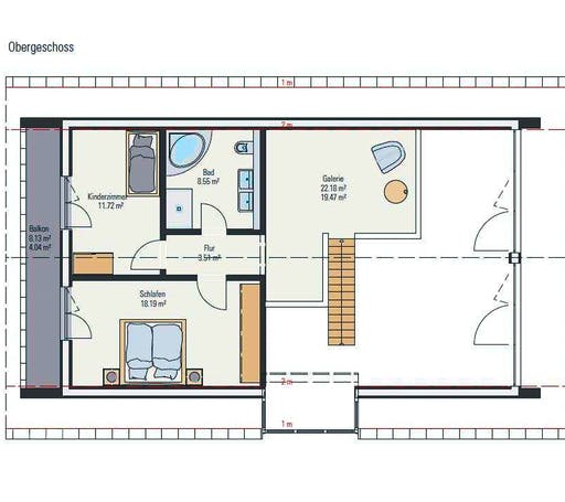 Petershaus - Lichthaus Floorplan 2