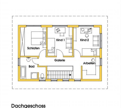 Petra 2 (KfW-Effizienzhaus 55) floor_plans 0