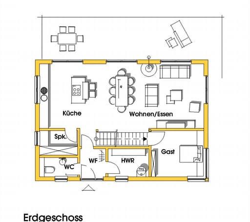 Petra (KfW-Effizienzhaus 55) floor_plans 1